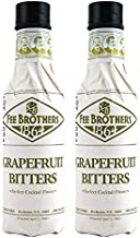 Fee Brothers Grapefruit Cocktail Bitters - 5 oz - 2 Pack