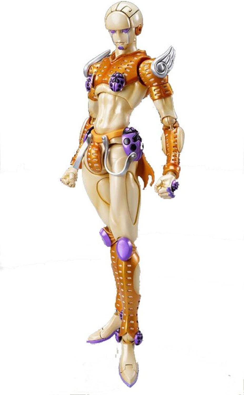 Medicos JoJo's Bizarre Adventure  Part 5golden Wind  gold Experience Super Action Statue
