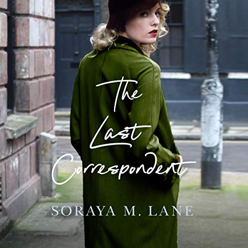 The Last Correspondent  By  cover art