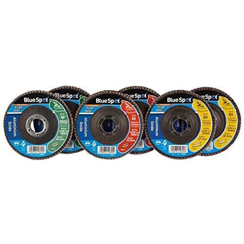 Discos de láminas de aluminio negras (juego de 6), 2 x...