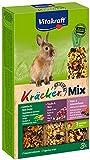 Vitakraft Kräcker Trio-Mix Raisin Noix/ Légumes Betterave Rouge/ Fruits des Bois Baies de Sureau Lapins Nains P/3
