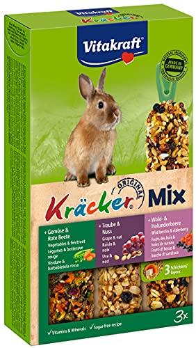 Vitakraft Kräcker Trio-Mix Raisin Noix/ Légumes...