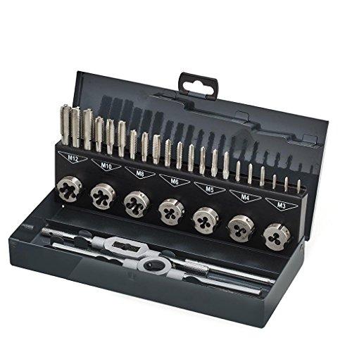 Th/ürmer Tools 6.3-20.5 set per svasatura in acciaio HSS per metallo e legno 6pz.