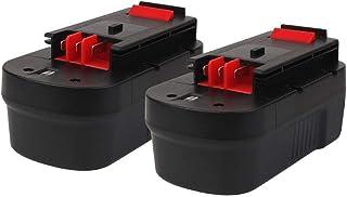 Baterías de repuesto para Black & Decker LBXR20