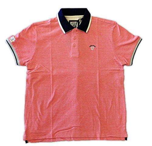Shilton Herren Poloshirt Gr. XXL, rosa