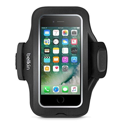 Belkin Sport-Fit Pro Sportarmband (geeignet für iPhone 7) schwarz