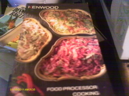 Kenwood: Food Processor Cooking