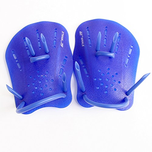 Whale Hand Paddles for Swimming Training,Swim Hand Paddle for Kids and Adults
