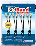 Best Bed Sheet Suspenders - Bed Band Not Made in China. 100% USA Review
