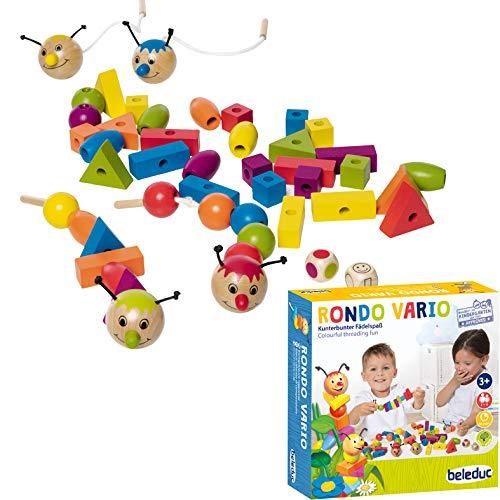 Beleduc 22481 Rondo Vario Kinder und Familienspiel