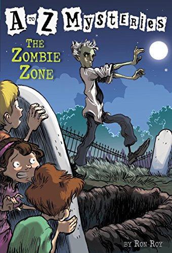 A to Z Mysteries: The Zombie Zone (English Edition)