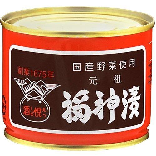 酒悦 福神漬 缶200g