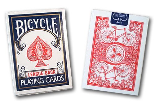 Mazzo Bicycleリーグバック(US Playing Card Company)