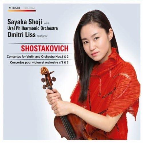 Sayaka Shoji, Orchestre Philharmonique de l'Oural & Dmitri Liss