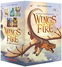 wings of fire scholastic