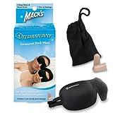 Mack's Dreamweaver Contoured Sleep Mask - 2 Pack