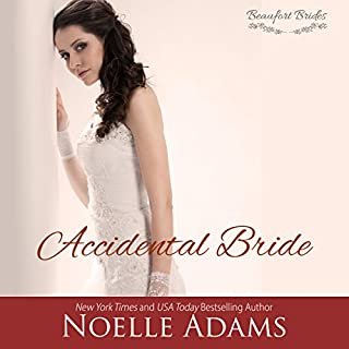 Accidental Bride audiobook cover art