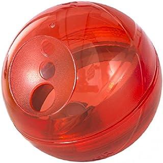 Rogz Tumbler Treat Dispenser, Red