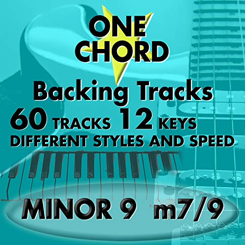 Dm9 (Dm7/9) One Chord Ballad Jam Track (1b35b79) Slow Beginners