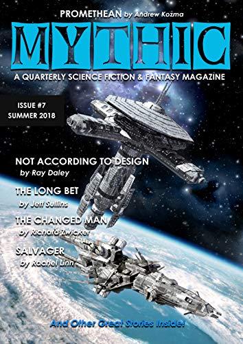 Mythic #7: Summer 2018 (English Edition)