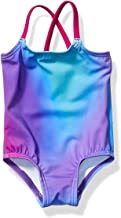 Amazon Essentials Baby Girl's One-Piece Swimsuit