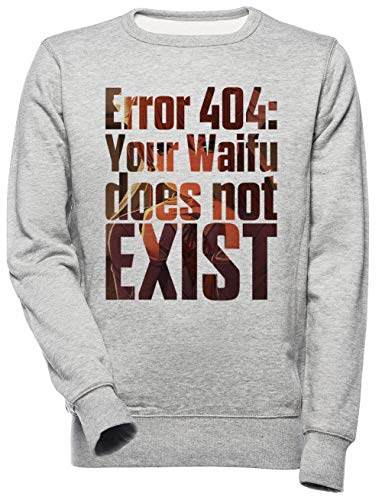 Error 404 - Doki Doki Literature Club Monika Unisex Mannen Dames Trui Sweatshirt Unisex Men's Women's Jumper