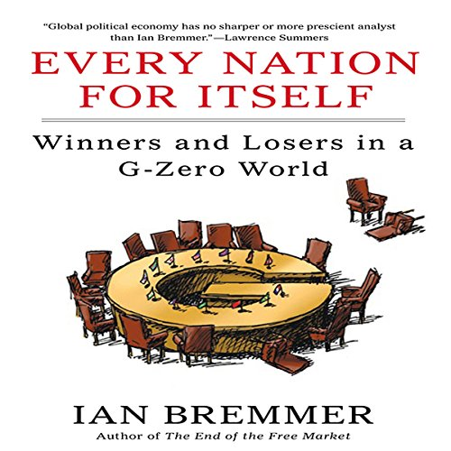 Every Nation for Itself audiobook cover art