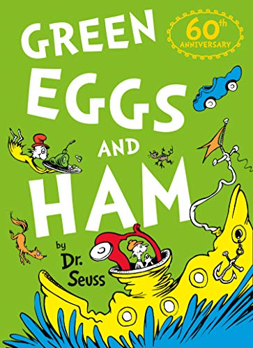 Green Eggs and Ham: Now a Netflix TV Series! (Dr. Seuss) (English Edition)
