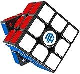 LEDM Speed Cube GAN 356 Air Pro Magic 3x3x3 Colmena Superficie de Contacto Magic Puzzle Cube Juguetes