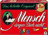 Schmidt Spiele 49021 Mensch ärgere Dich Nicht, Standardausgabe, Würfelspiel