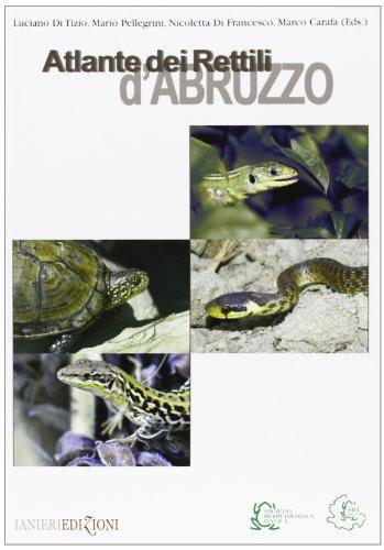 Atlante dei rettili d'Abruzzo