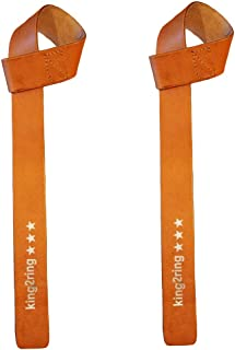 king2ring 革 レザー リストストラップ バッファロー革100% 55cm ST1