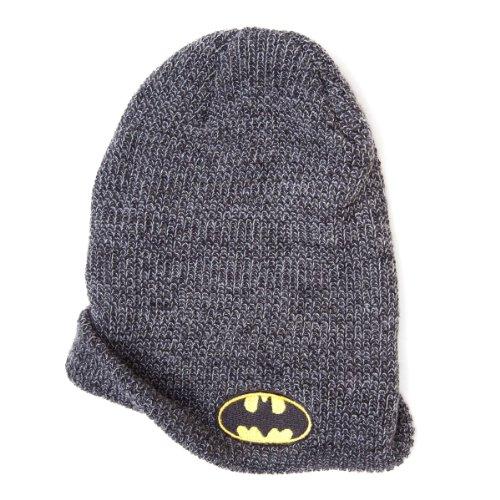 Bonnet 'Batman' - Grey Classic Logo