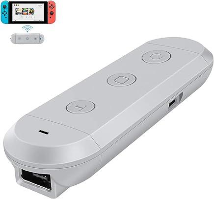 scorel ニンテンドースイッチ ゲームキューブコントローラー タップ ワイヤレスで接続/コンパクト/低消耗/PCにも対応可能 日本語説明書付き