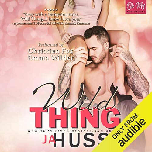 Wild Thing audiobook cover art