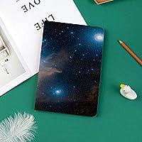 おしゃれな新しい ipad pro 11 2018 ケース 傷つけ防止 二つ折 開閉式 防衝撃デザイン 超軽量&超薄型 全面保護型 (iPad Pro11 インチ)宇宙における星雲ガス雲動画像動的天体ミステリーダストコスモス