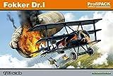 Unbekannt Eduard Plastic Kits 7039 Modellbausatz Fokker Dr.I Profipack