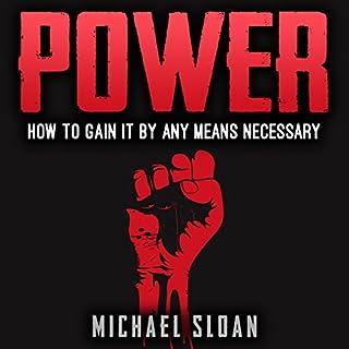 Power audiobook cover art