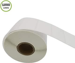 Evelots Blank Food Labels-Freezer-Refrigerator-Organize-1000 Removable Labels