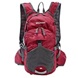 enknight 20L Hydration Pack Waterproof Cycling Backpack Red