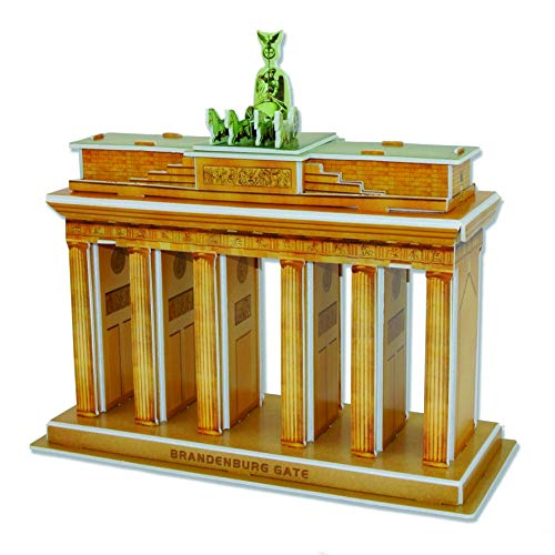 puzzle 3D THE BRANDENBURG GATE GERMANY