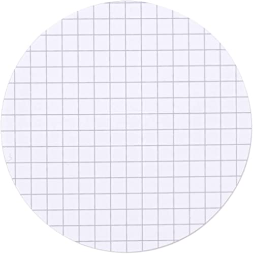 100 x MCE Membrane Filter, Membrane Solutions Sterile MCE Gridded Membrane Filter, Diameter: 47mm, Pore: 0.45 Micron