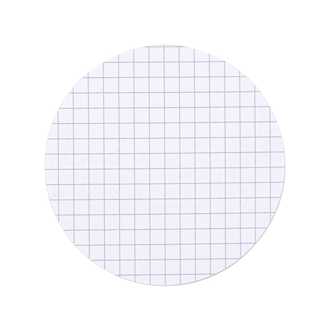 MCE Membrane Filter, Membrane Solutions Lab Supply Sterile MCE Gridded Membrane Filter, Diameter:47mm, Pore:0.45 Micron,Pack of 100