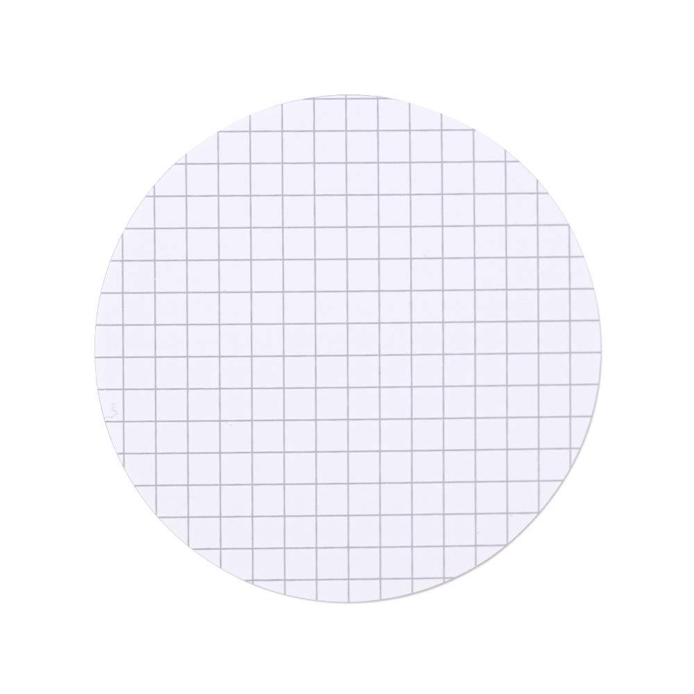 Diameter 50mm Pore Size 0.22um Pack of 50 Almencla Membrane Filter