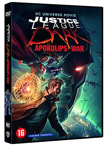 Justice League Dark : Apokolips War [DVD]