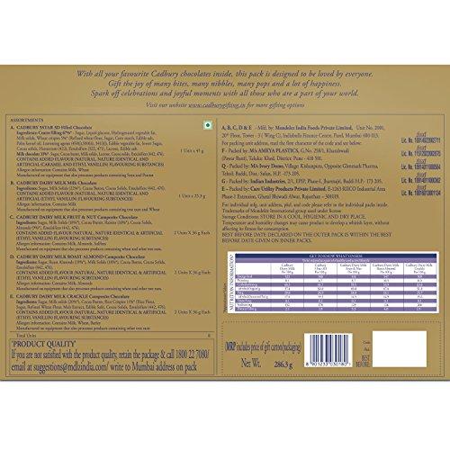 Cadbury Celebrations Premium Assorted Chocolate Gift Pack, 286.3 g (Pack of 2) 3