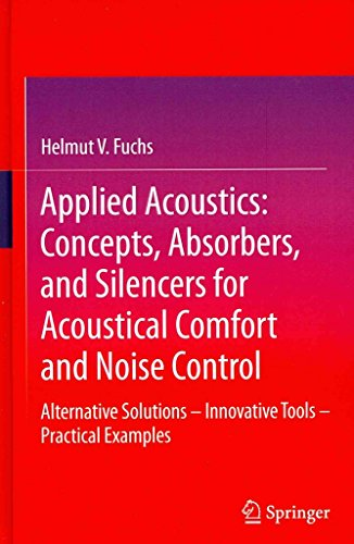 [(Applied Acoustics: Concepts, Absorbers, and Silencers for Acoustical Comfort and Noise Control : Alternative Solutions - Innovative Tools - Practical Examples)] [By (author) Helmut V. Fuchs] published on (January, 2013)