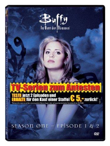 Buffy - Season 1/Episode 1&2