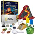 NATIONAL GEOGRAPHIC Earth Science Kit - Mega Science Lab with Over 15 Scientific Experiments and Activities, Teaches the Wonders of Earth Science to Kids, Great Kit for Your Young Scientist