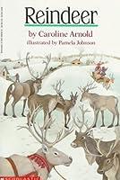 Reindeer 0590469436 Book Cover